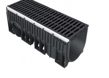 Системы линейного дренажа E600 KENADRAIN®