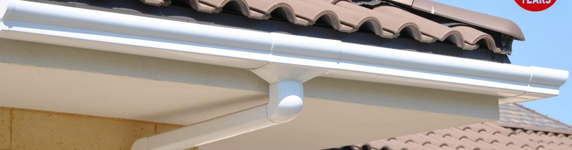 OVATION - водостічна система з прихованим кріпленням і ексклюзивним дизайном!