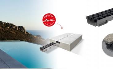 Connecto® Invisible інновація в сфері лінійного водовідведення