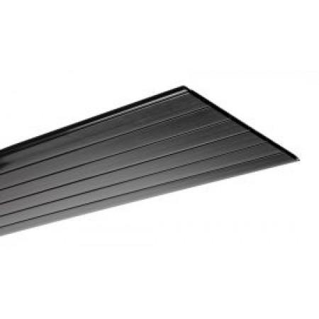 Потолочная панель Belriv System® темно-серая 30 мм, 4м