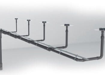 Системи вакуумного скидання дощової води