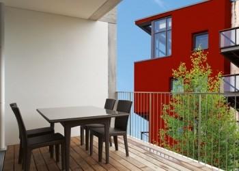 Системы водосбора с балконов и террас