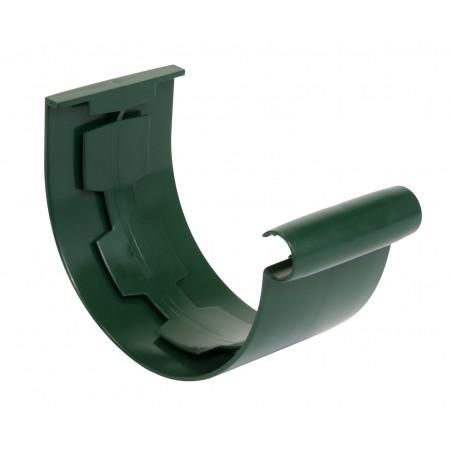 Соединитель желоба на клеевом соединении Classic 25 зеленый D80