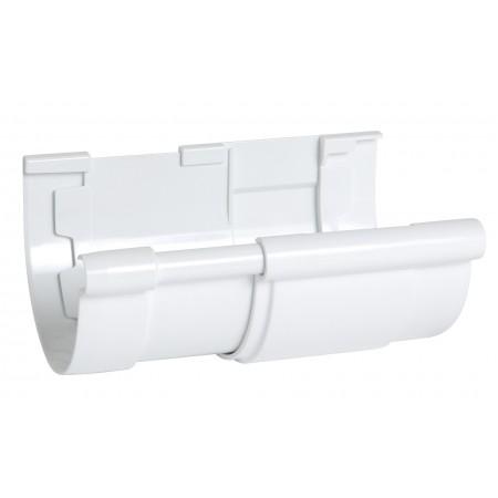 Соединитель желоба компенсирующий температурное расширение Classic 25 белый D80