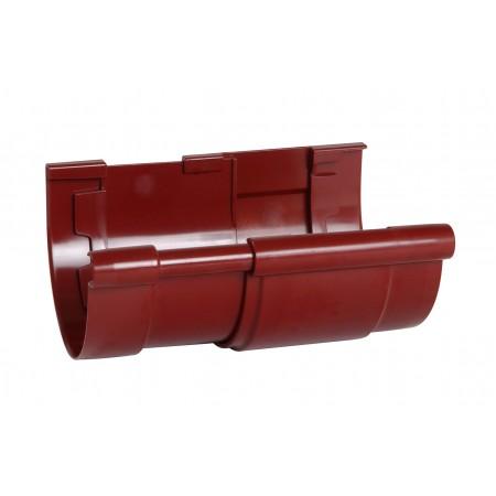Соединитель желоба компенсирующий температурное расширение Classic 25 красный D80