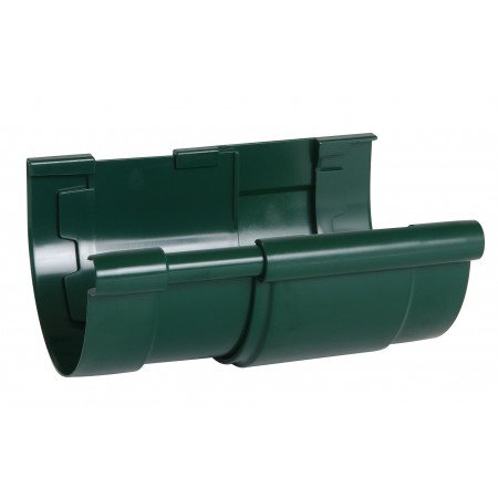 Соединитель желоба компенсирующий температурное расширение Classic 25 зеленый D80