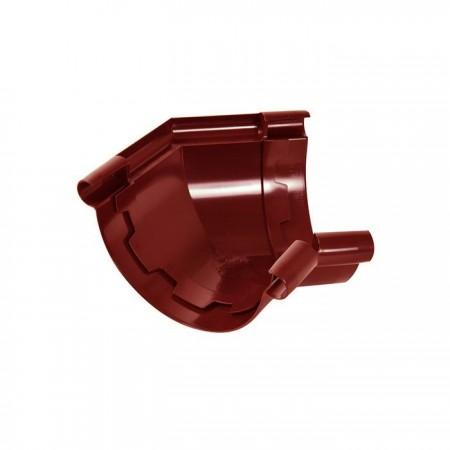 Угол универсальный 135⁰ на клеевом соединении Classic 25 красный