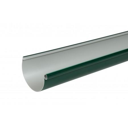 Желоб водосточный Classic 25 полукруглый зеленый 115мм, 4м