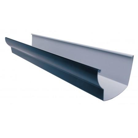 Желоб водосточный Ovation® 28 прямоугольный черный 125мм, 4м