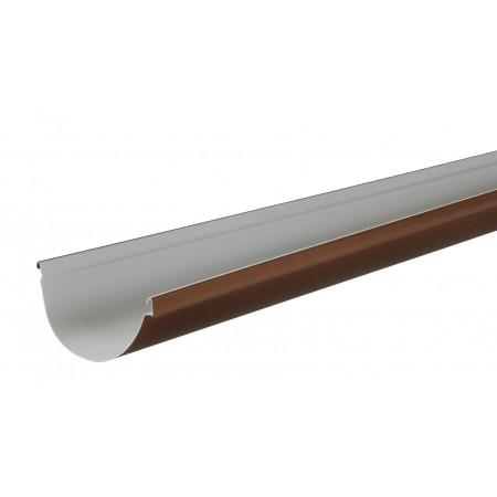 Желоб водосточный Vodalis® 29 каплевидный медный 140мм, 4м