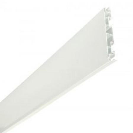 Лобовая планка Belriv System® белая 210 мм, 4м