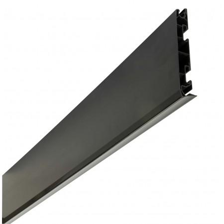 Лобовая планка Belriv System® коричневая 170 мм, 4м