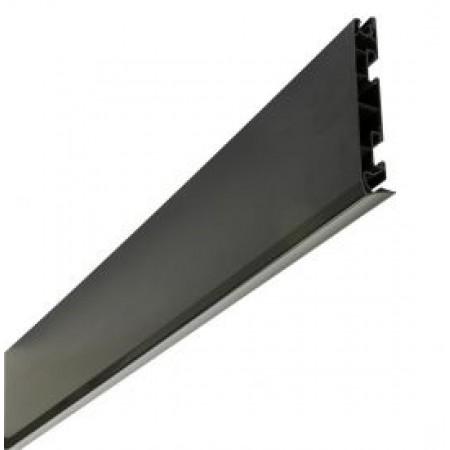 Лобовая планка Belriv System® коричневая 210 мм, 4м