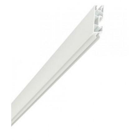 Лобовая планка адаптер Belriv System® белая 80 мм, 4м
