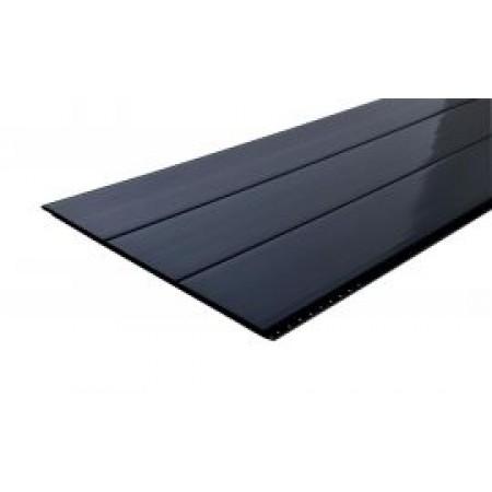 Потолочная панель MODERN Belriv System® темно-серая 33 мм, 4м