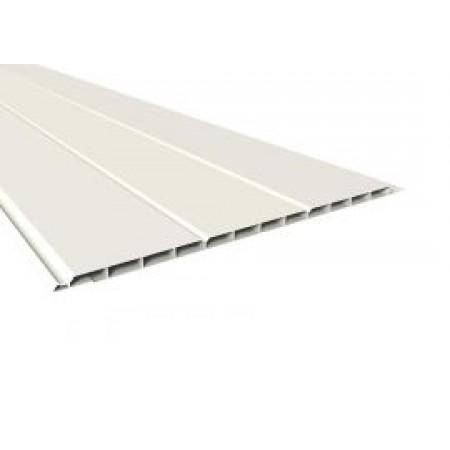 Потолочная панель MODERN Belriv System® белая 33 мм, 4м