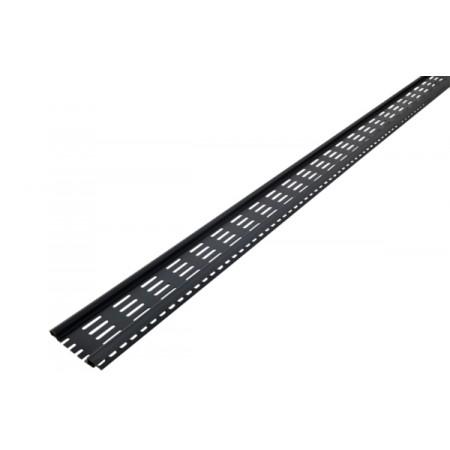 Вентиляционная решетка Belriv System® черная 200 см