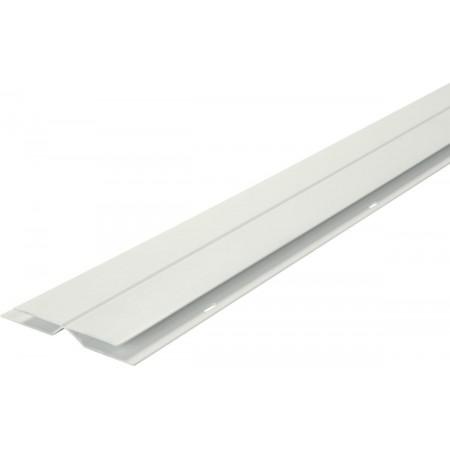 H-профиль Belriv Tradi® соединения потолочной панели на углах белый 400 см