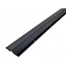 H-профиль Belriv System® соединения потолочной панели на углах темно-серый 400 см