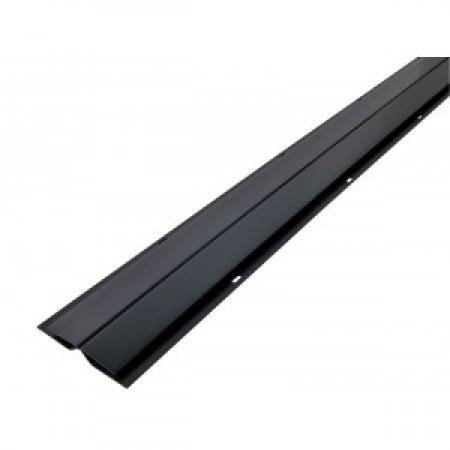 H-профиль Belriv Tradi® соединения потолочной панели на углах темно-серый 400 см