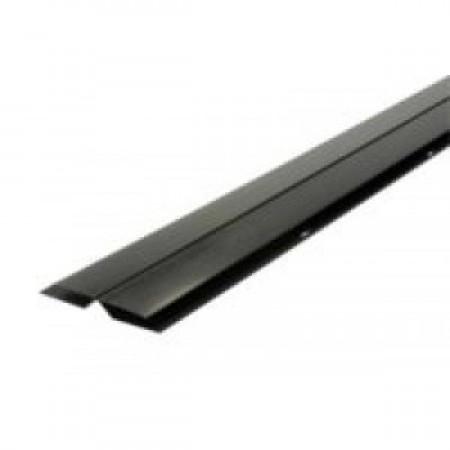H-профиль Belriv Tradi® соединения потолочной панели на углах черный 400 см