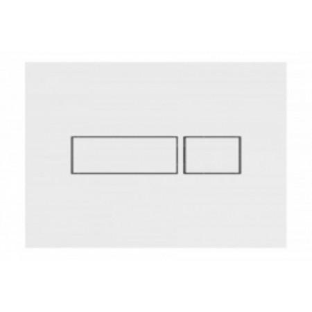 Нажимная панель REC белая