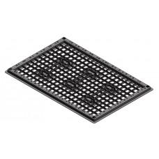 Закрывающая пластина WATERLOC модуля WLRP250 чёрная